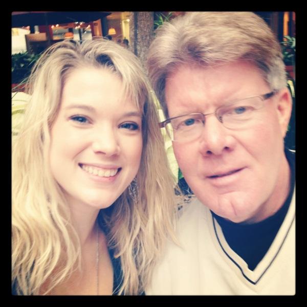 dad & emma day :)