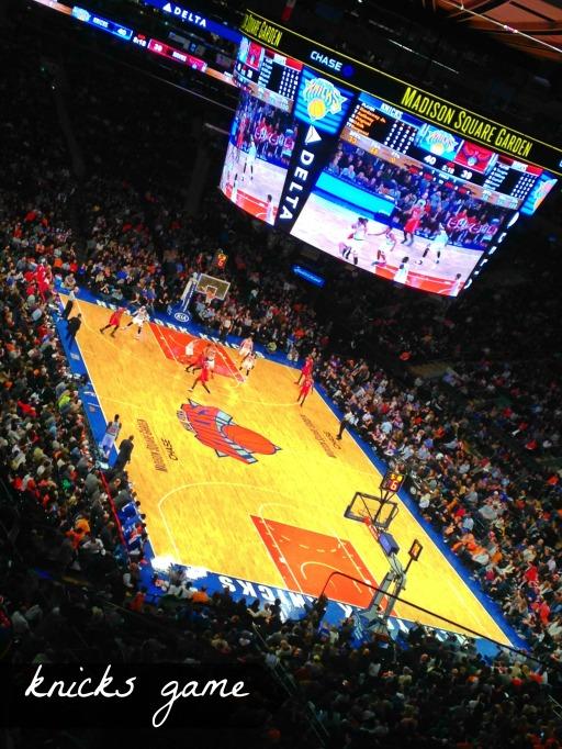 NY Knicks   NYC Getaway