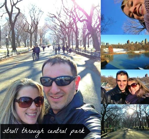 Central Park   NYC Getaway