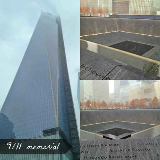 9/11 Memorial & Freedom Tower   NYC Getaway