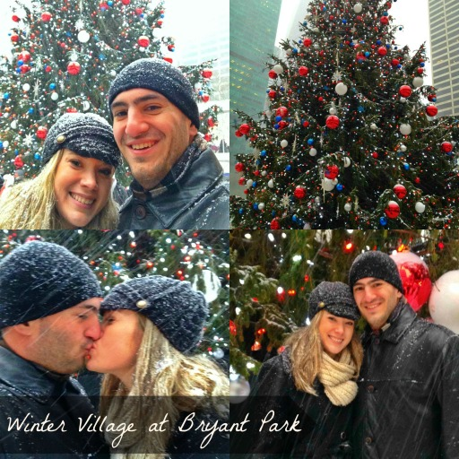 Winter Village at Bryant Park   NYC Getaway
