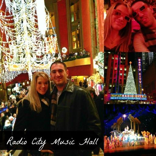 Radio City Music Hall Christmas Spectacular   NYC Getaway