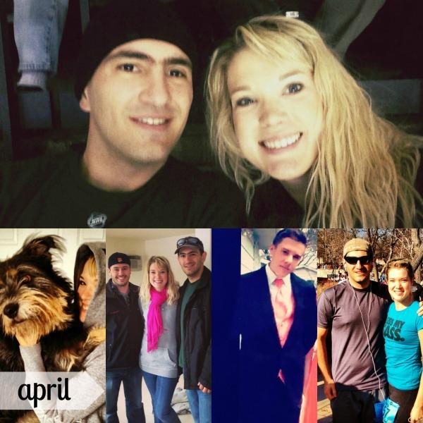 April | 2013 recap