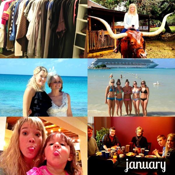 January | 2013 Recap