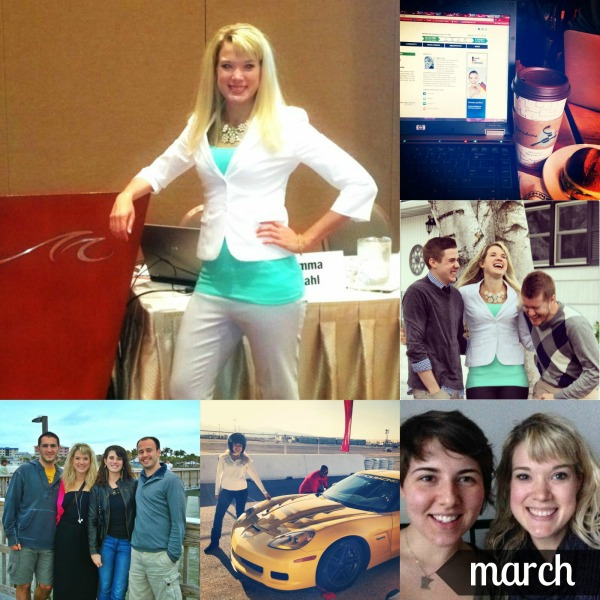March | 2013 recap