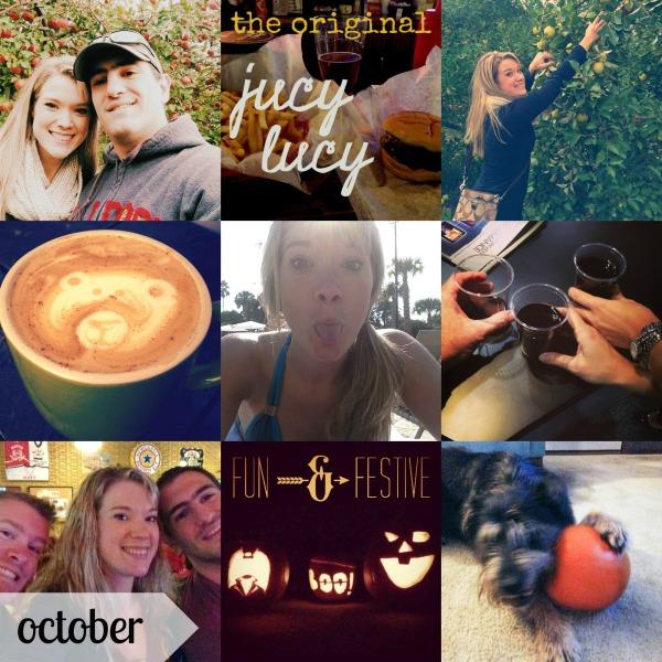 October | 2013 Recap