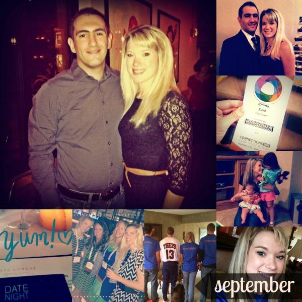 September | 2013 Recap