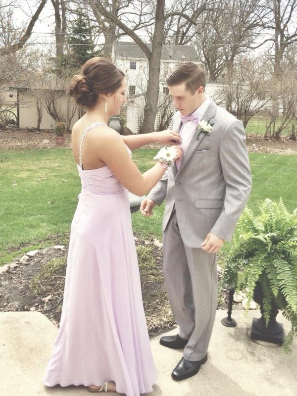 wknd recap // carters senior prom