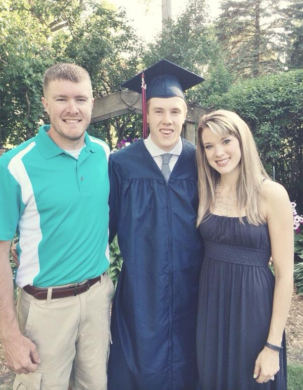 Carter's High School Graduation