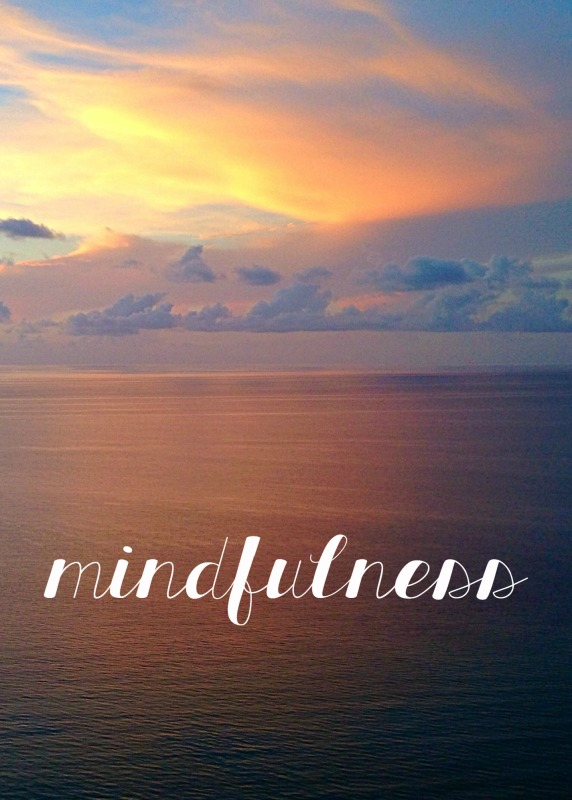 2015 in a word mindfulness